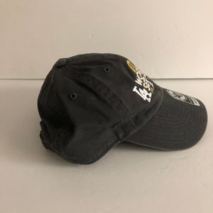 5609362c6c4  47 Clean Up Accessories - 2017 World Series Dodgers   Astros Dad Hat.